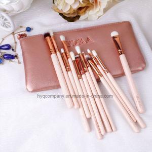 Zoeva Makeup Tool 12PCS /Set Make-up Brush Set Pink Color Brush pictures & photos