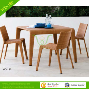 Rattan Garden Furniture Armless Chairs