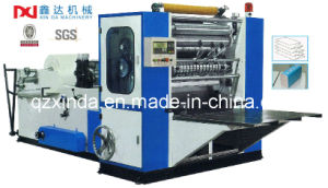 Automatic Z Fold Paper Towel Folding Machine pictures & photos
