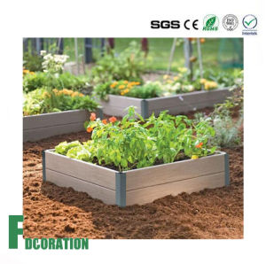Co-Extrusion WPC Outdoor Planter pictures & photos