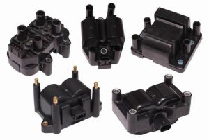 OEM Plastic Parts for Auto Sparking Coil
