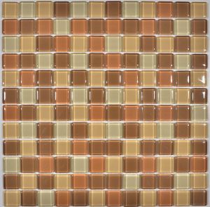 6mm Swimming Pool Glass Mosaic pictures & photos