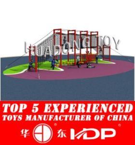 Outdoor Playground Rope Net Bridge Children Toy pictures & photos
