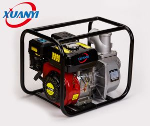 Hot! Agriculture Portable 6.5HP Gasoline Single Cylinder Engine Water Pump Wp30 pictures & photos