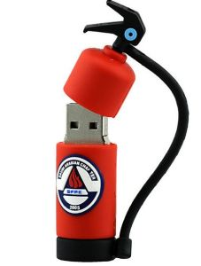 100% Real Capacity Pen Drive Fire Extinguisher USB Flash Drive, Flash Memory Stick Pendrive Gifts pictures & photos