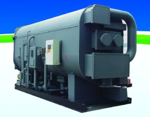 Steam-Operated Double Effect Absorption Chiller (SXZ6-1450) pictures & photos