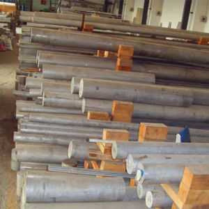 Extruded Aluminum Round Bar 2007 Supply SGS Certificate pictures & photos