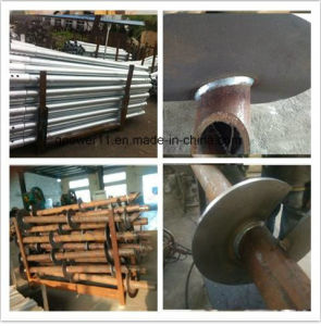 Steel Welded Ground Screw Anchor Earth Screw Anchor pictures & photos