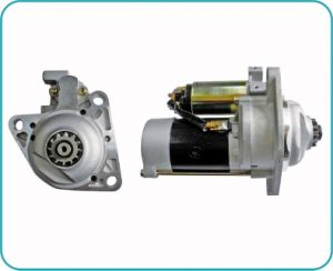 Starter Motor for Mazda T3500 (M2T56572 24V 3.5kw 12T) pictures & photos