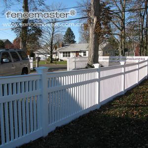 Fencemaster Vinyl Fence pictures & photos