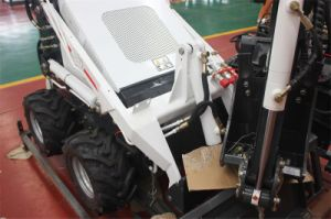 Lawn Tractor Mini Loader Hy380 pictures & photos