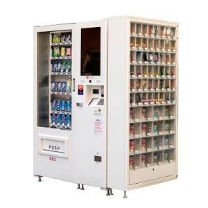 Multi-Media Combo/Beverage/Snack Vending Machine pictures & photos