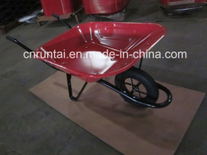 Popular Style in Africa Wheel Barrow (Wb6400) pictures & photos