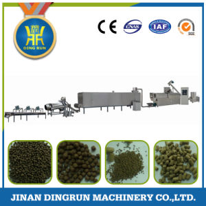 fish feed manufacturing machinery pictures & photos