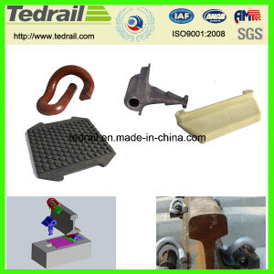 E Clip Rail Fastening System pictures & photos