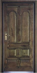 New Turkey Steel Wooden Armored Doors (HT-A-031) & China New Turkey Steel Wooden Armored Doors (HT-A-031) - China ... Pezcame.Com