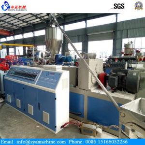 PP PE PVC WPC Wood Plastic Composites Making Machine pictures & photos
