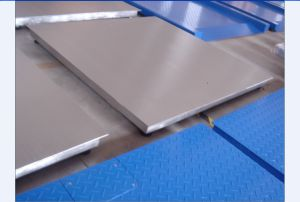 Stainless Steel Floor Scale 1*1m 5t pictures & photos