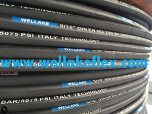 Hydraulic Rubber Hose, High Pressure Hose, R1at