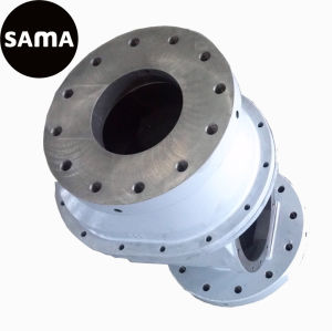 Iron Sand Casting for Valve Parts with Machining and Painting pictures & photos