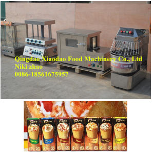 Pizza Cone Machine/Pizza Cone Production Line pictures & photos