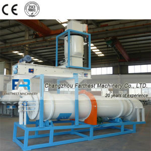 Cattle Feed Molasses Adding Drum Coating Machine pictures & photos