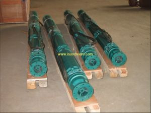 Qj (SJ) Submersible Deep Well Pump pictures & photos