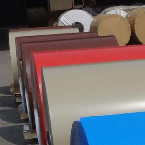 Aluminum Coil Roll pictures & photos