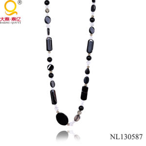 2014 Black Agate Necklace Wholesale Alibaba pictures & photos