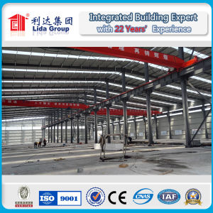 Pre-Engineered Warehouse/Widely Span Steel Structure Warehouse/Steel Structure pictures & photos