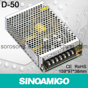 50W Dual Output Switching Power Supply (D-50)