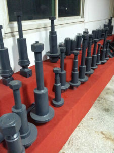 Track Adjuster/Tension Cylinder for Excavator&Bulldozer pictures & photos