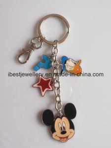 Promotional Gift-Disney Metal Key Chain pictures & photos