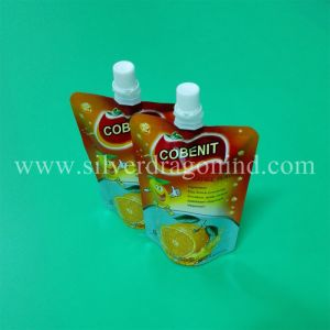 200ml Juice Stand up Spout Pouch pictures & photos