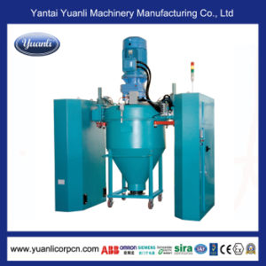 Powder Coating Automatic Horizontal Mixer pictures & photos