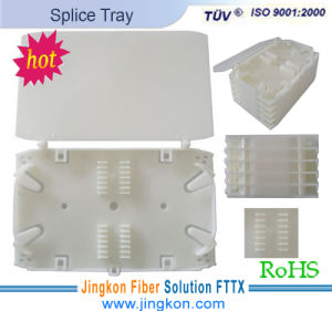 Optical Fiber Splice Tray (12/24cores)