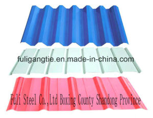 2017 New Chinese Corrugated Sheet for Building Materials