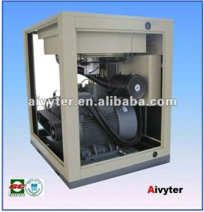 Small Sand Blasting Machine Compressor System