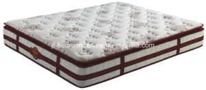 Compressed King Size Pillow Top Spring Mattress (WL306) pictures & photos