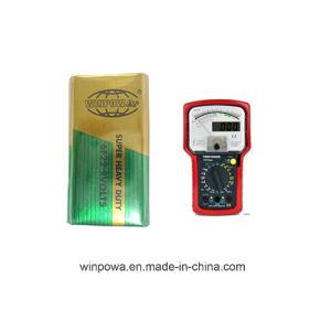 Hybrid Dual Display Multimeter Used 9V Battery