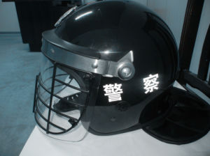 ABS Police Anti-Riot Helmet, Military Helmet (FBK-L-WWI) pictures & photos