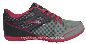 Ladies Women Gym Sports Comfort Walking Shoes (515-2787) pictures & photos
