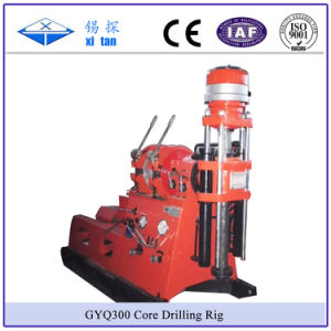 Xitan Gyq300 Core Exploration Drilling Rig Core Drilling Machine Mining Drill Soil Investigation Survey Drill Rig pictures & photos