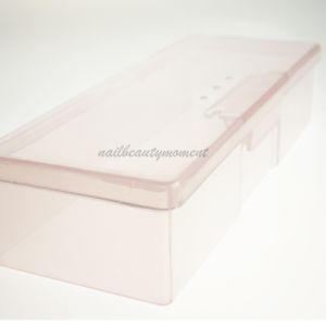 Nail Art Beauty Empty Storage Case Manicure Container (C23) pictures & photos