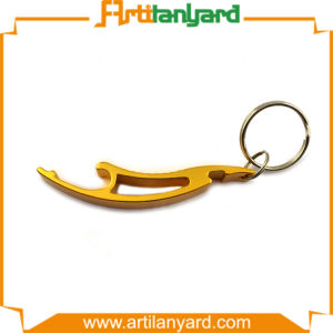 Customer Design Bottle Opener with Keychain pictures & photos