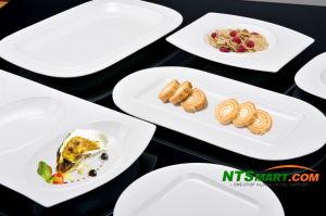 Ceramic Plate (Li Jing Series) pictures & photos