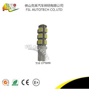 Auto LED Bulb T10 13 5050 Car Parts pictures & photos