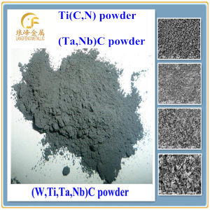 Ti (C, N) , (Ta, Nb) C, (W, Ti, Ta, Nb) C Powder, Compound Carbide Powder pictures & photos