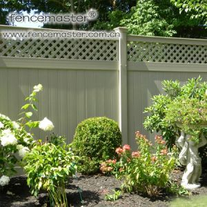 Vinyl Fence with High Quality pictures & photos