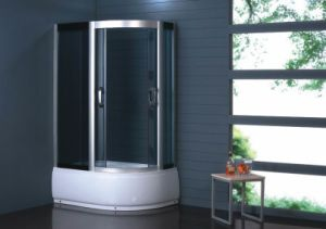 High Try Shower Tub 105*80*200cm Simple Shower Room Mjy-Jy-14